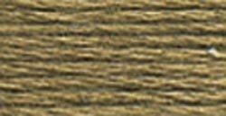 DMC Pearl Cotton Skeins Size 5 27.3 Yards Very Dark Beige Gray 115 5-640; 12 Items/Order