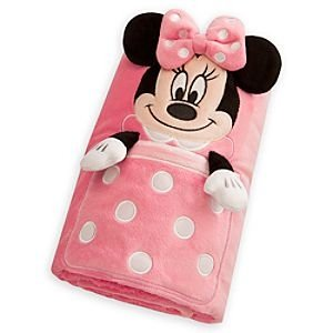 Minnie Mouse Character Blanket - 1