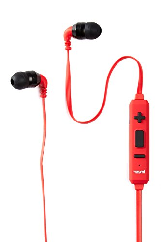Click to buy Tzumi ProBuds Alloy Series Wireless Stereo Earbuds - Red - From only $29.99