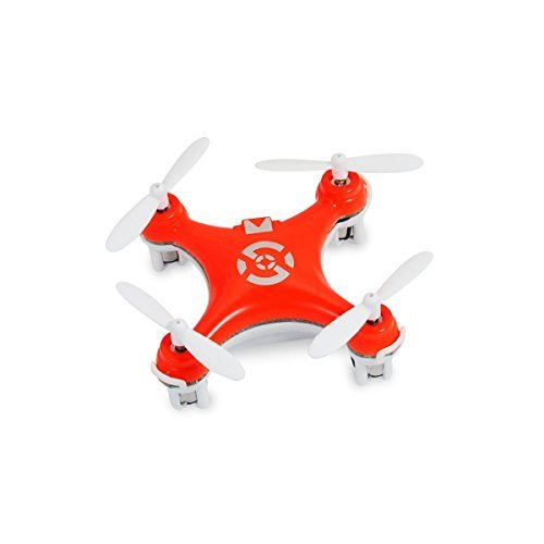 Cheerson CX-10 4CH 2.4GHz 6 Axis Gyro LED Rechargeable Mini Nano RC