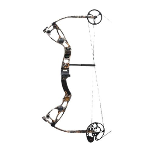 Martin Exile Bow Package 60-Pounds (Camo, Right Hand)