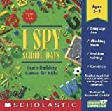 i spy school days educational computer game