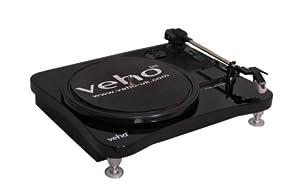 Veho VTT-001 Music Lab USB LP Turntable converter to PC