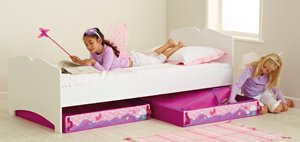 Worlds Apart Fairies Underbed Storage