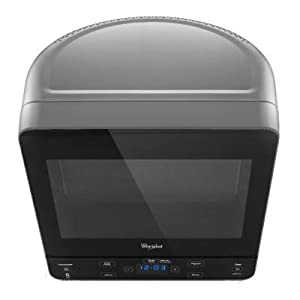 Whirlpool WMC20005YD 0.5 cu. ft. Countertop Microwave Oven 750 Watts, Universal Silver