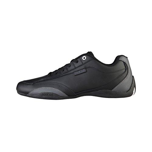 Sparco, Sneaker uomo, Nero (nero), 40 EU