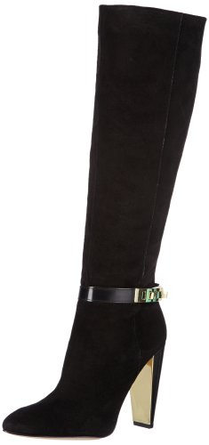 French Connection MAIDA, Stivali donna, Schwarz (Black), 36