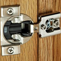 1/2'' Blum Compact Soft-Close BLUMotion Overlay Hinge (Slow Close Hinge Cabinet compare prices)