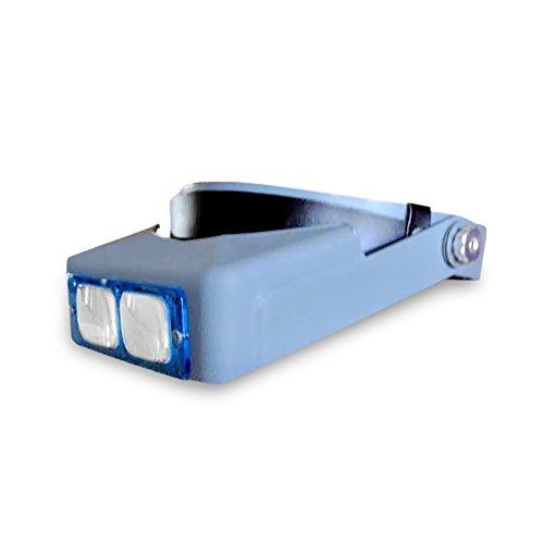 Big Eye Optivisor Magnifier