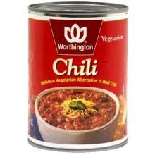 Worthington Chili, 20 Ounce -- 12 Per Case.