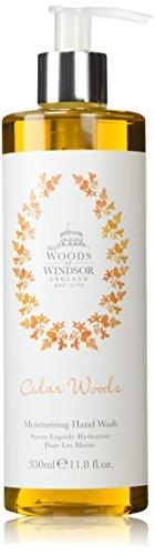 Boschi di Windsor Cedar Woods mano Wash 350 ml