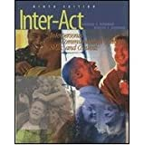 Inter-Act: Interpersonal Communication Concepts, Skills, and Contexts (0195155246) by Verderber, Kathleen S.