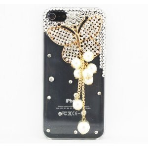 bingsale apple iphone 5s 5 generation original 3d bling. Black Bedroom Furniture Sets. Home Design Ideas