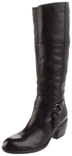 Clarks Women's Mascarpone Mix Boot,Black,9.5 M US