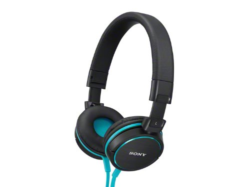 Sony Stereo Headphones | Mdr-Zx600 L Blue