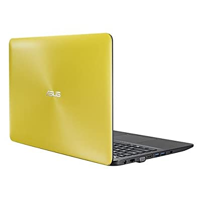 Asus A555LA-XX2565D 15.6-inch Laptop (Core i3-5005U/4GB/1TB/DOS/Intel HD Graphics), Dimond spin texture with Yellow...