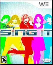 Disney Sing It - Nintendo Wii