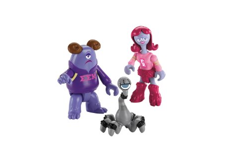 Imaginext Disney Pixar Monsters University Sorority Pack