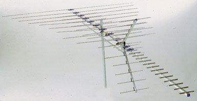 Channel Master CM 3020 UHF / VHF / FM  HDTV Antenna - 100 Mile Range (CM3020)