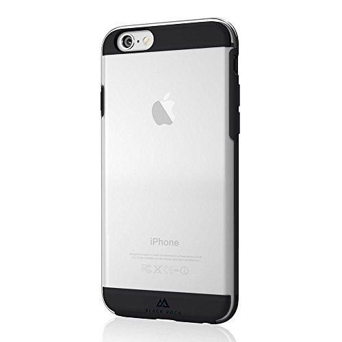 Rock-Astuccio di protezione, Ultra sottile, colore: nero, Air-Custodia rigida per Apple iPhone 4, nero, Apple iPhone 6 Plus/6s Plus