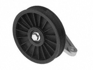 Dorman 34187 Help! Air Conditioning Bypass Pulley front-409325