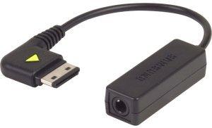 Samsung R410 SCH-R410 SLASH M310 SPH-M310 T339 SGH-T339 OEM AAET503CBEBSTD / Audio 3.5mm Adapter