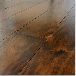 Tropical Collection Hardwood Floors Acacia Golden Walnut / 3 in. / Length: Random Length