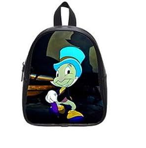 Amazon.com : Children Backpack Custom Jiminy Cricket Background