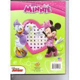 Minnie Word Search Puzzles