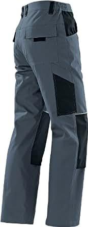 "Krähe Bundhose ""High Level"" grau/schwarz Größe 102"