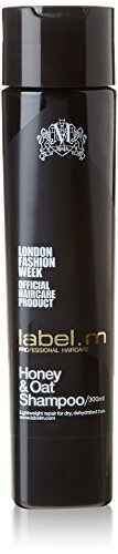 Label.M - Shampoo Cleanse Honey & Oat - Linea Cleanse - 300ml