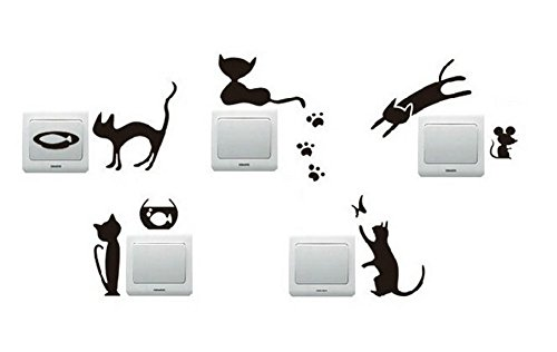 extsud-adesivi-murali-in-pvc-removibile-carta-da-parete-per-interruttore-wall-sticker-carino-gattino