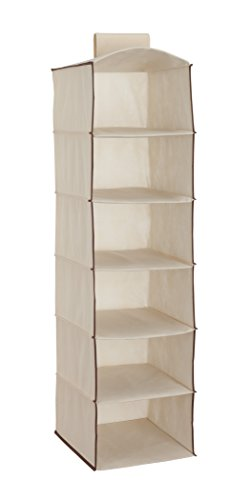 Learn More About Delta Children 6 Shelf Storage with 2 Drawers, Beige