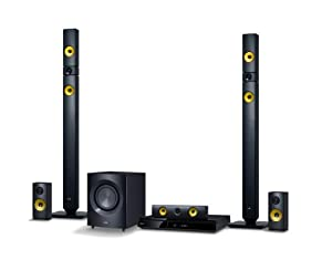 LG BH7430P 5.1 inch 3D Blu-ray Home Cinema System