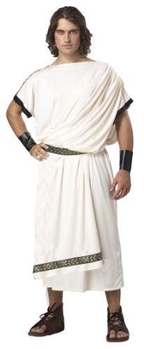 Deluxe Classic Toga Mens Costume