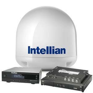 Intellian i3 System DISH Network All-in-One Package w/Multi-Satellite Interface & DISH HD Receiver - North America