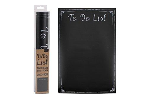 Lavagna adesiva con scritta: To Do List, 30 x 45 cm