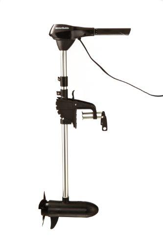 Motorguide R3 12-Volt Freshwater Hand/Transom Trolling Motor, 45-Pound Thrust, 36-Inch Shaft, 5-Speed, 09 Mount