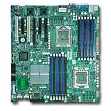 Supermicro X8DT3-LN4F Motherboard - Sas/quad Lans Xeon Quad/dual-core