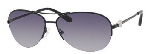 Marc By Marc Jacobs Marc by MJacobs MMJ362/S Sunglasses-0006 Shiny Black (JJ Gray Grad Lens)-59mm