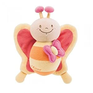Chicco Sweet Cuddles Musical Butterfly