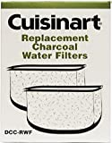 Charcoal Water Filter- Fits all Cuisinart water filter holders