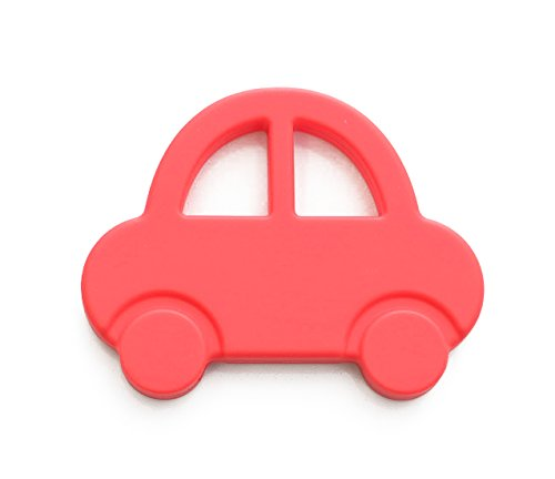 Baby Gamo Car Teether (Red)