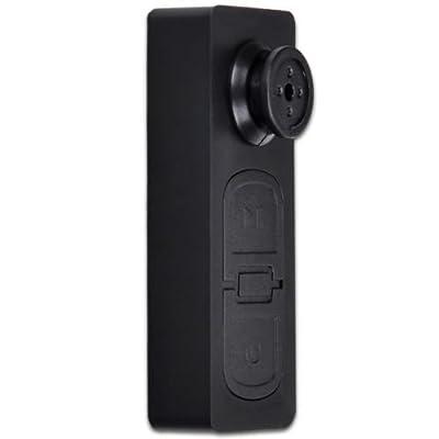 Flashmen Mini Button Pinhole Spy Camera Hidden DVR PC Camcor