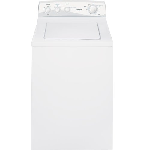 HOTPOINT GIDDS-289537 Hotpoint 3.7 Cu.Ft. Top Load Washing Machine, White, 8 Cycles (Top Loading Washing Machines compare prices)