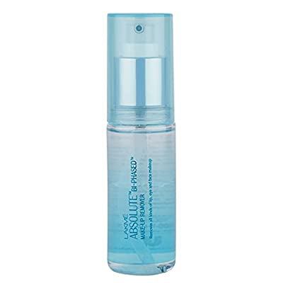Lakme Absolute Bi-Phased Makeup Remover 60ml (Next Best 248) low price