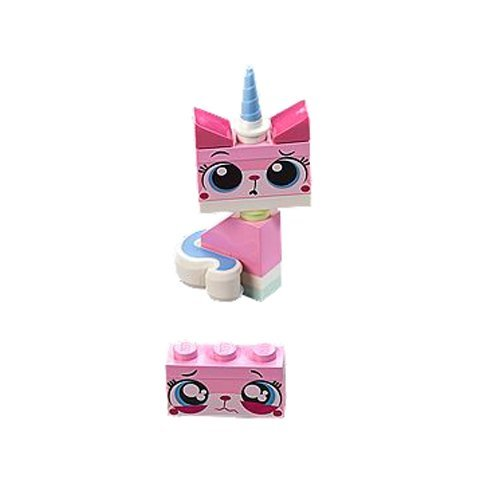Lego Movie Minifigure: Sad Unikitty - 1