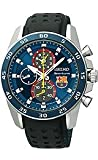 Seiko Men's SPC089 Analog Display Japanese Quartz Black Watch thumbnail