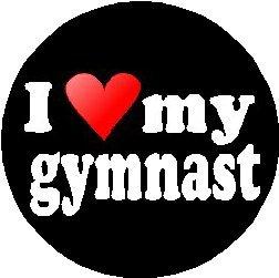 I Love My Gymnast 1.25
