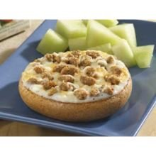 Beacon Street Cafe Turkey Pizza Sausage Country Gravy Cheese Sub Breakfast Bagel -- 96 Per Case.